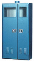 ASGE safety gas cylinder storage cabinet