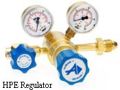 Brass Two-stage Regulator Model HPE