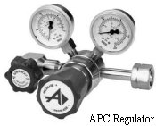 Stainless Steel Ultra High Purity Regulator Model APC