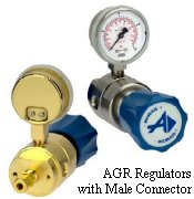 Line Regulator Model AGR with Male Connector
