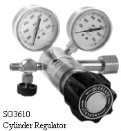 SG3610 Cylinder Regulator